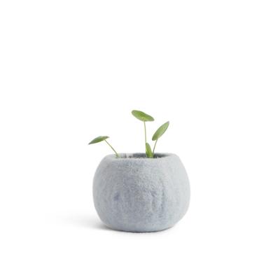 Aveva Flower Pot Arctic Blue S